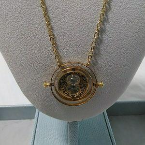 Jewelry - Mini Hour Glass Necklace